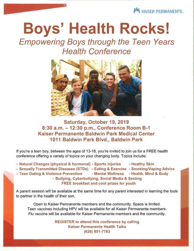 KP Boys Health Rocks