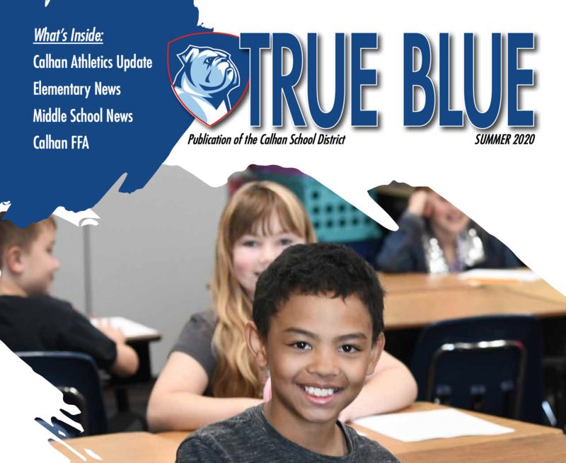 True Blue Summer 2020 Featured Photo