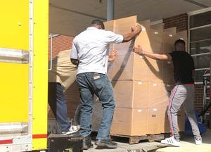 computer unloading