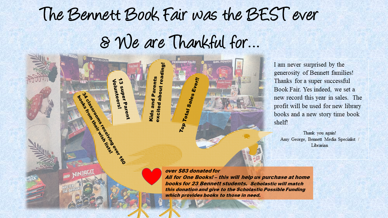 Thank You for shopping at Book Fair