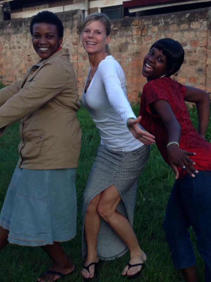 Love these ladies!  Uganda, Africa