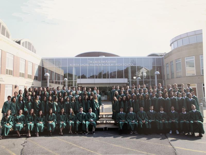 NSHAHS Graduation Made the News! Thumbnail Image