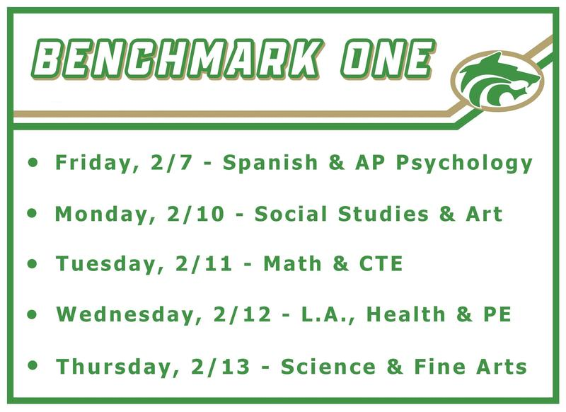 Benchmark One: February 7 - 13 Featured Photo