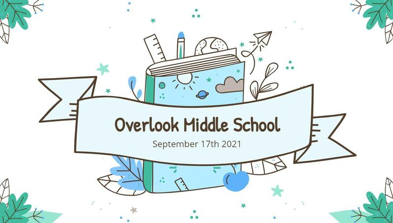 OMS Weekly newsletter 9/17/21