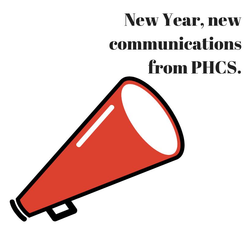 new year, new communications