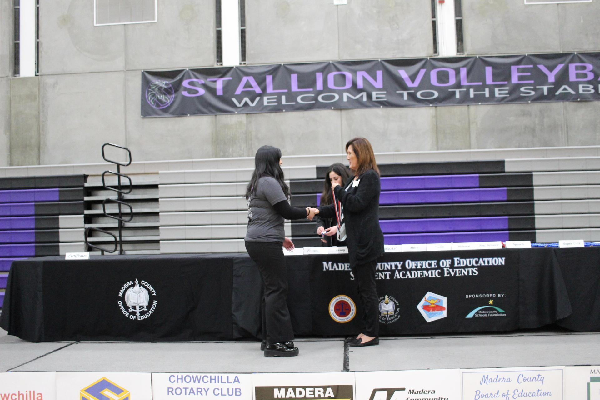 Yadira Ortiz Camacho Honor Bronze Economics