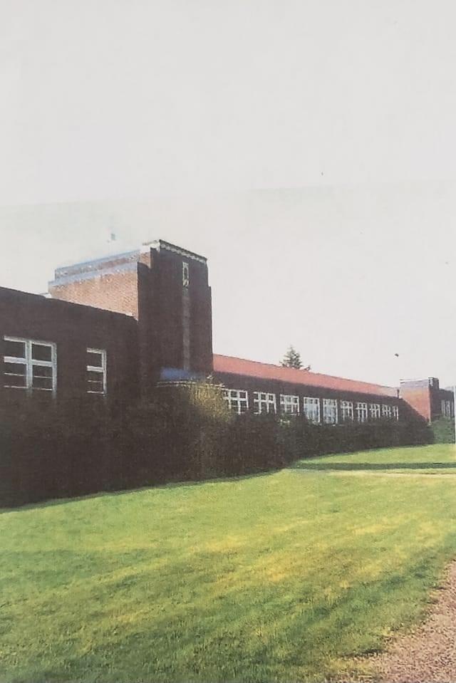 Original Cottage Grove High School