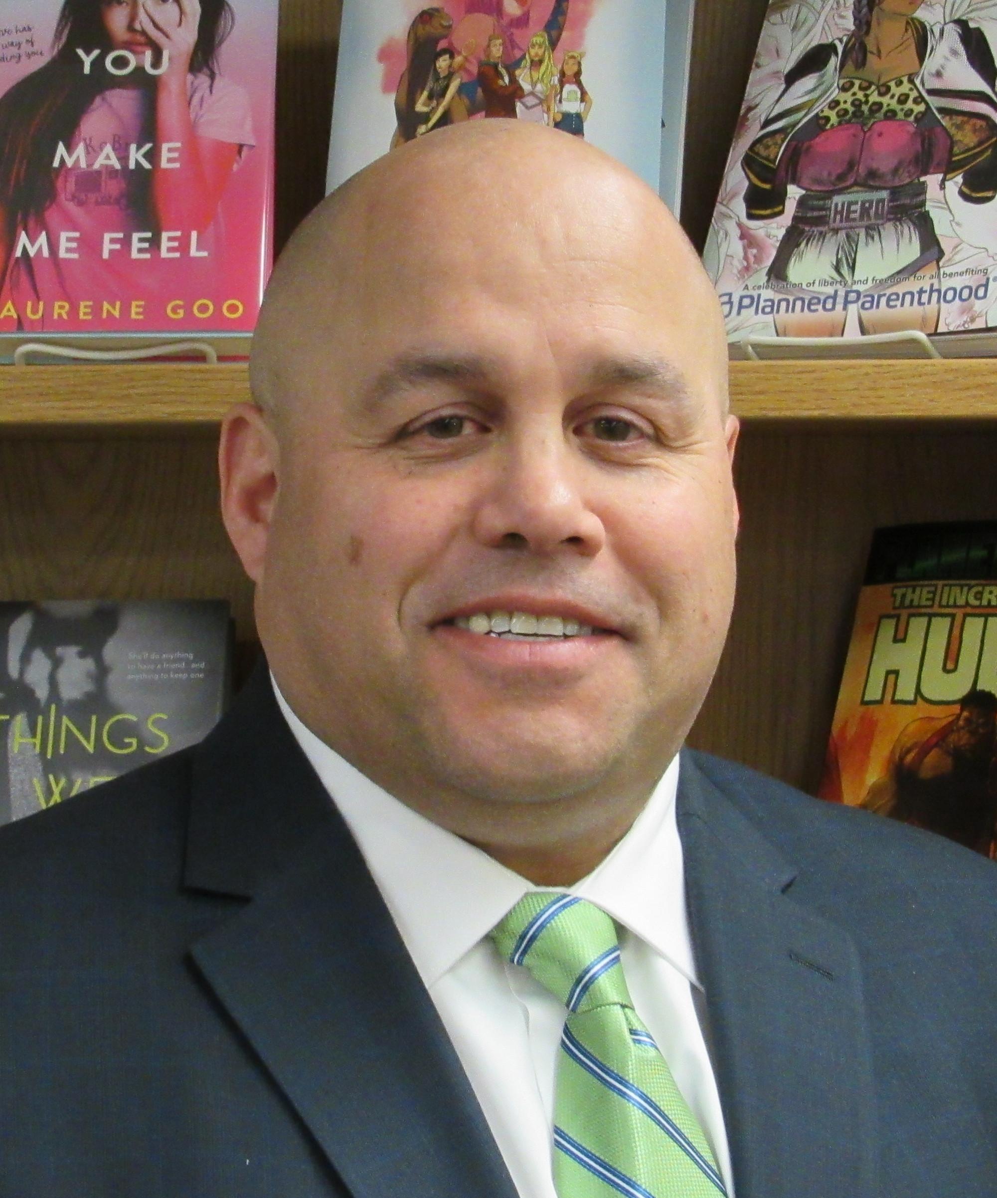 Dr. Miguel Hernandez, Superintendent