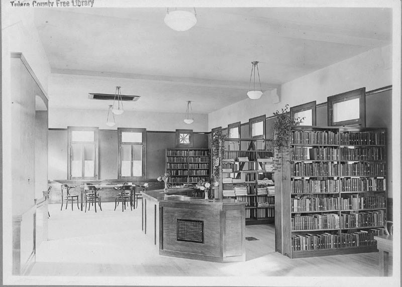 historical exeter- library interior