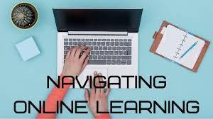 NAVIGATING ONLINE LEARNING Thumbnail Image