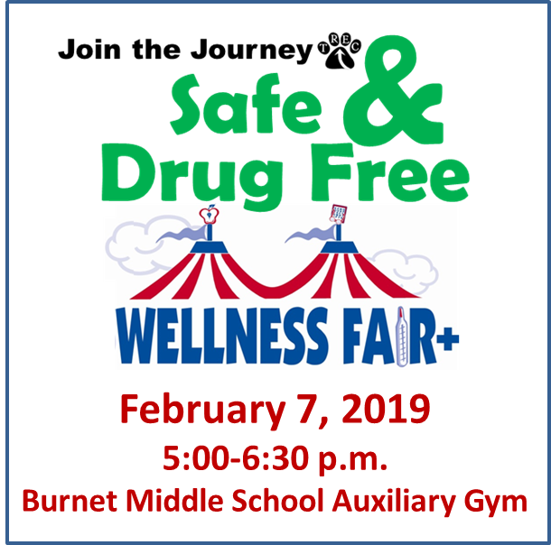 Safe and Drug Free Wellness Fair Thumbnail Image