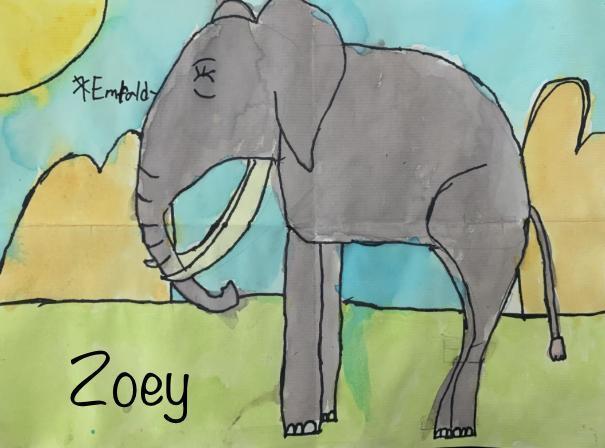 Zoey elephant