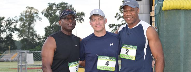 Hall of Fame 5K participants 2018