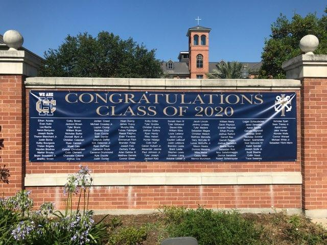 Class of 2020 to be Inducted into Holy Cross Alumni Association Featured Photo