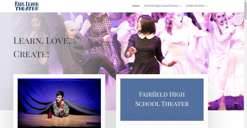 FHS Theater Program Launches New Website! Featured Photo