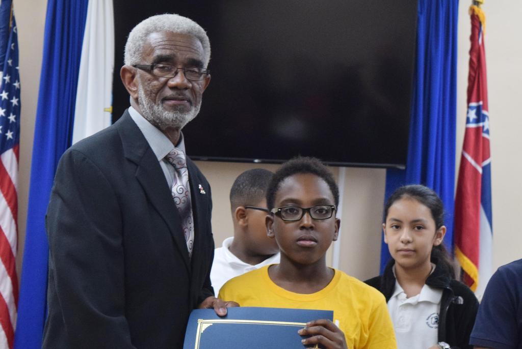 NASD School Board Recognition