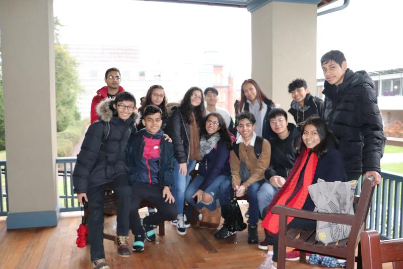 Maspeth High Students Explore Higher-Ed Options Featured Photo