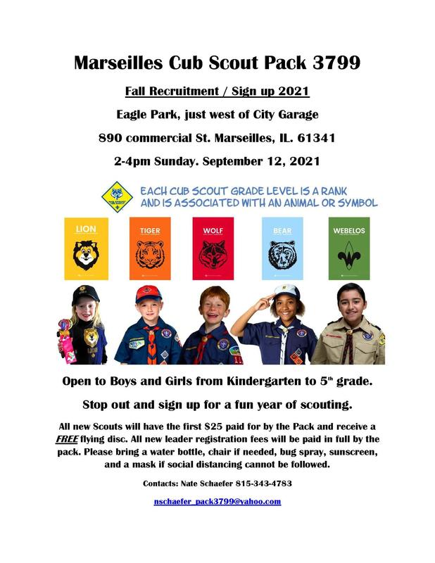 Cub Scouts Featured Photo