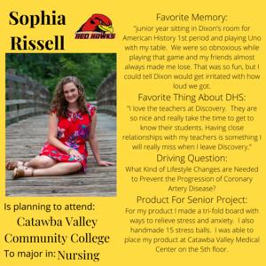 Sophia Rissell