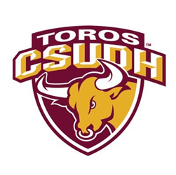 , and lastly an image of the Cal State Dominguez Hills Toro Logo.