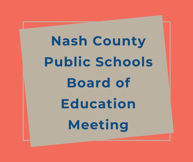 Regular Board of Education Meeting