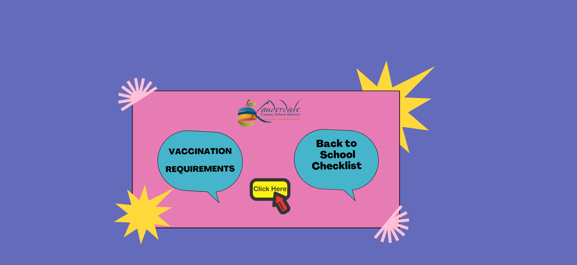 Vaccination Requirements Graphic