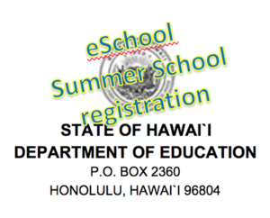 eSchool Registration