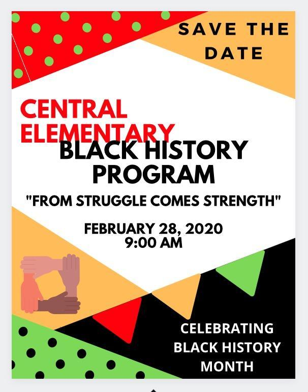2020 Black History Month Program