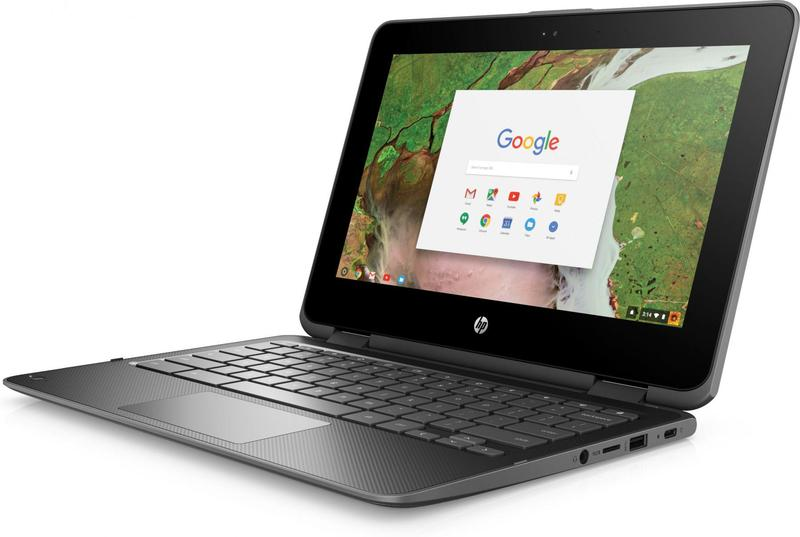 Pick Up Your Chromebook Thumbnail Image