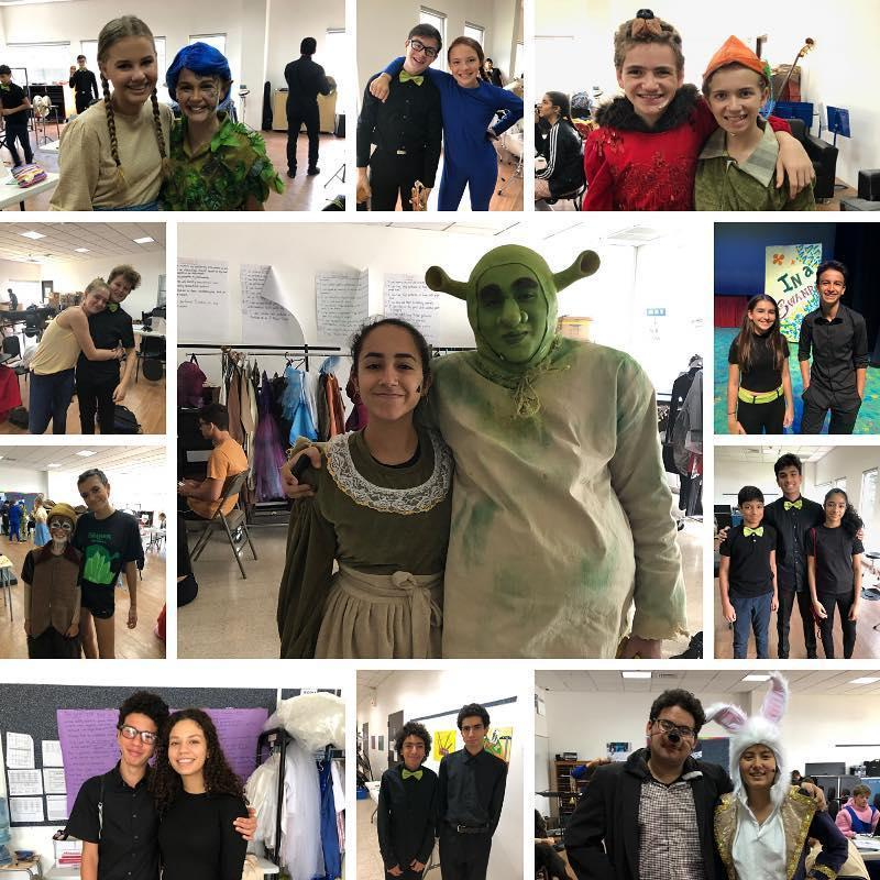 Shrek Success for the PTA VAPA Committee Featured Photo