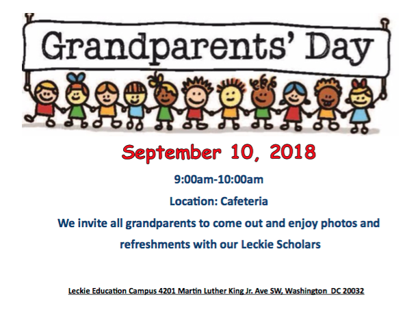 GRANDPARENTS DAY Featured Photo