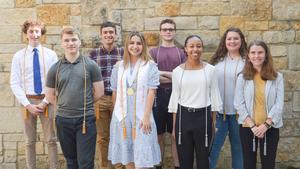 MECHS Top 5, 10 and 15 percent graduates 2021