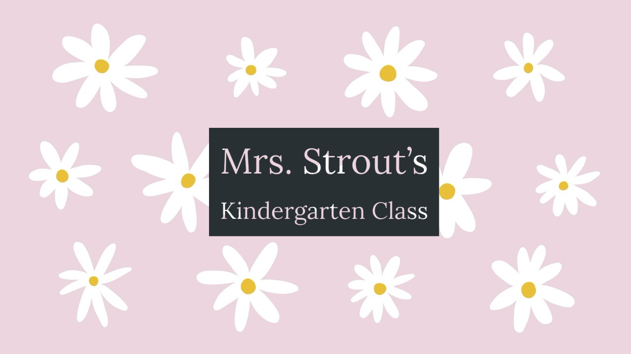 Mrs. Strout Banner