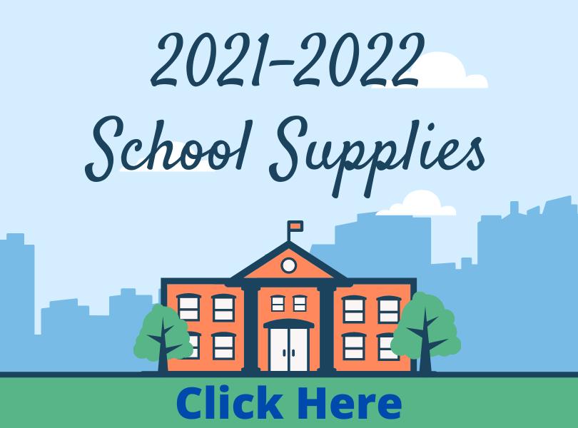 Northwest 2021 - 2022 Supply Lists