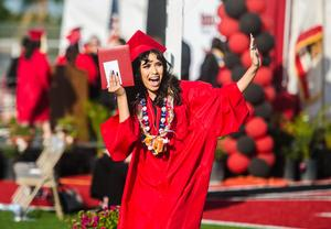 Sierra Vista High School's Class of 2018 celebrated its commencement on May 31.