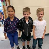 Students dress up days
