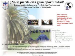 McAllen Recruiting Event - Spanish Flyer.jpg