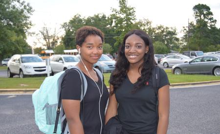 EHS students