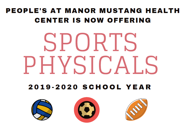 2019-2020 Physicals are now being offered Thumbnail Image