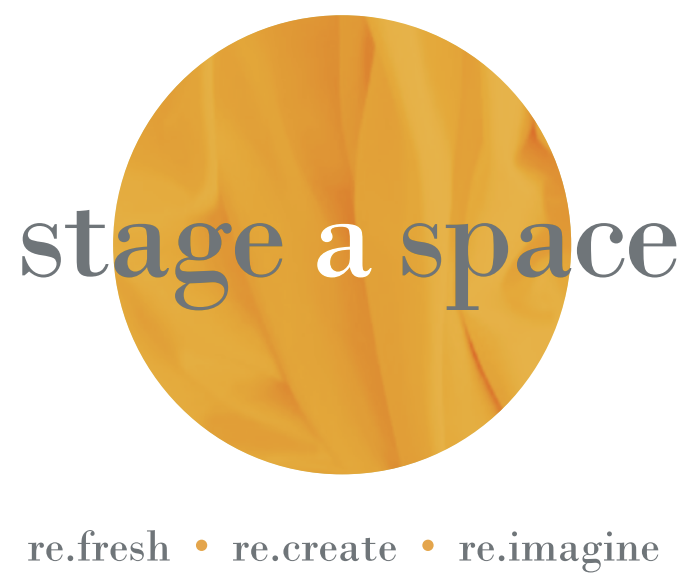 stage a space