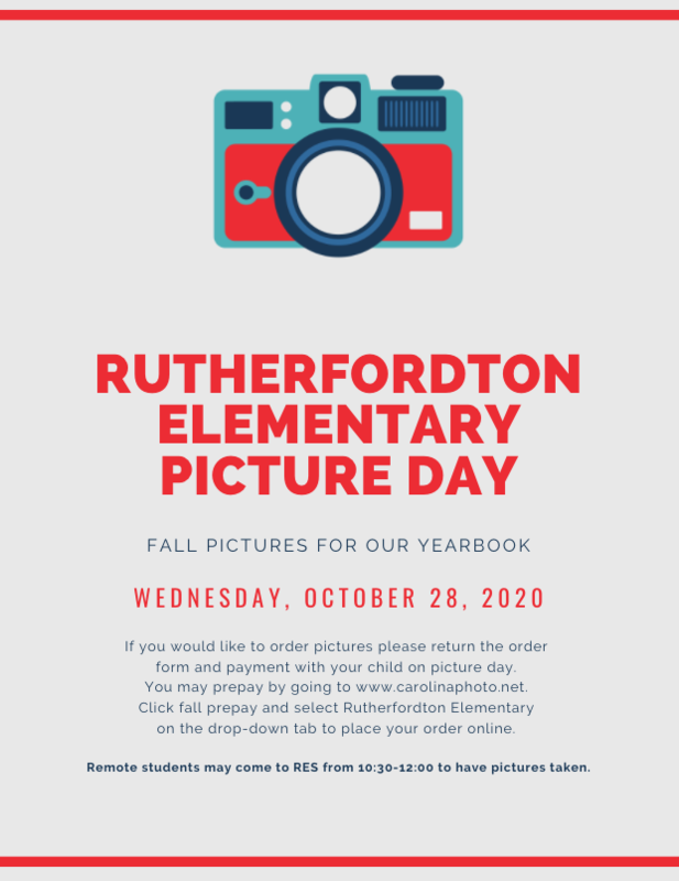 Fall Picture Day Featured Photo