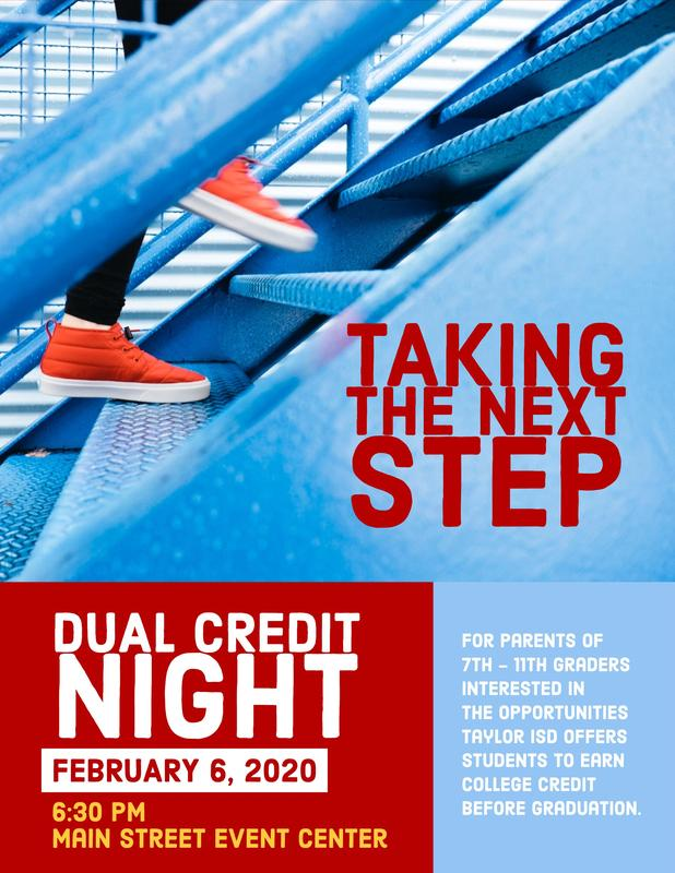 DUAL CREDIT NIGHT Featured Photo