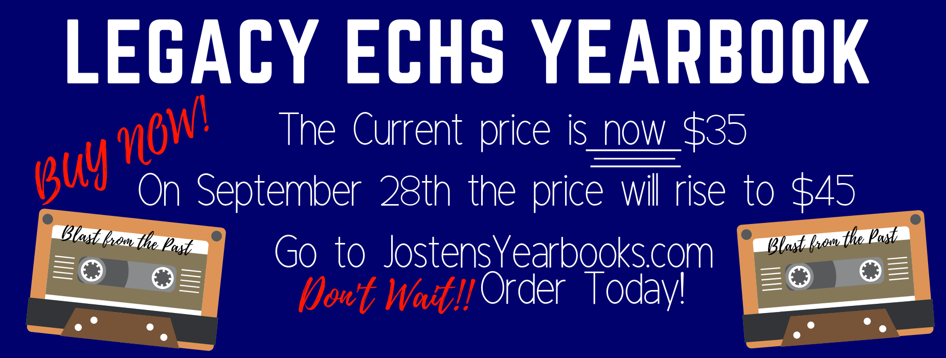 Order LECHS yearbook