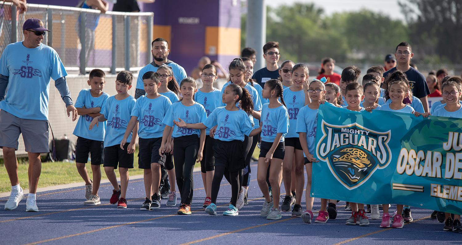 May 24, 2019 Little Greyhounds Relays