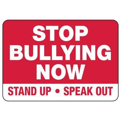 No Bullying! Thumbnail Image