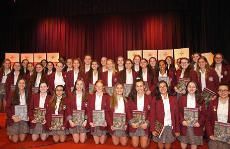 SHA Students Become Published Authors Featured Photo