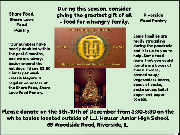 Riverside Food Pantry Donations Featured Photo