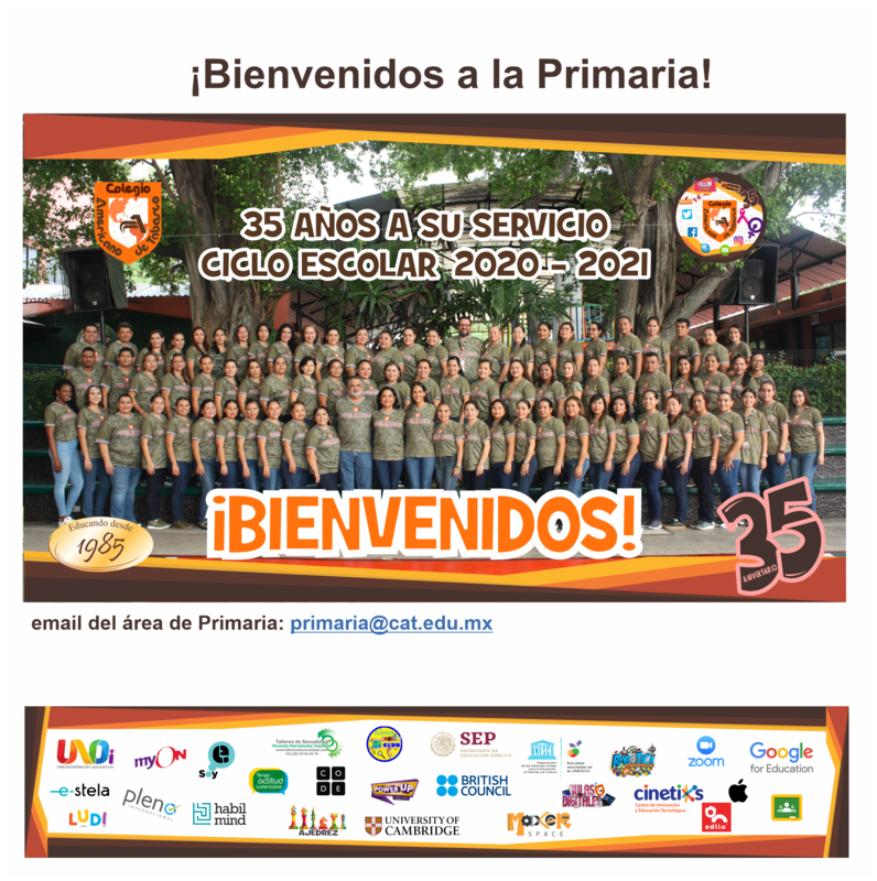 Visita la sección de Primaria y conocenos más Featured Photo