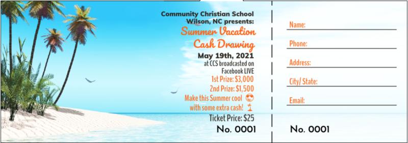 Summer Cash Giveaway! Thumbnail Image