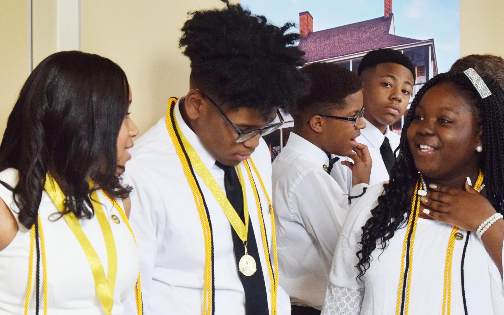 2018-2019 8th Grade Transition